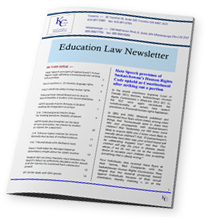 image of Education Law cover